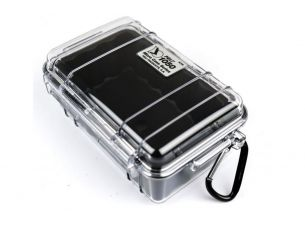 PELI 1050 Micro Case / Black