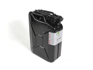 20l Black Jerry Can w/Spout and Adapter - by Wavian