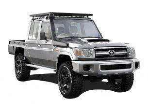 Toyota Land Cruiser Double Cab Pick-Up Roof Rack (Full Cargo Rack) - Front Runner Slimline II