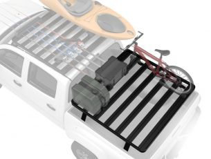 Toyota Tundra Regular Cab 2-Door Pick-Up Truck Load Bed Rack Kit (2007+) - Front Runner Slimline II