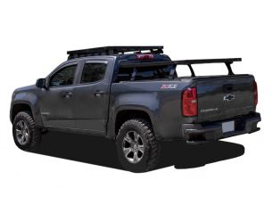 Chevrolet Colorado Pick-Up Truck Bed Rack Kit (All Trims 2004 to Present) - Front Runner Slimline II