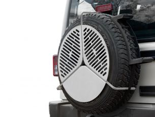 Front Runner Spare Tire Mount Braai/BBQ Grate