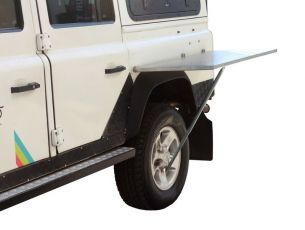 Front Runner Stainless Steel Vehicle Side Mount Table