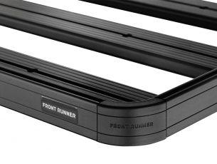 "Mercedes Benz Sprinter 170""/L3/LWB Wheelbase w/o OEM Tracks (2006-Current) Slimline II Roof Rack Kit - by Front Runner"