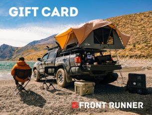 Front Runner Gift Card