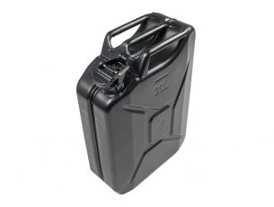 Front Runner 20l Jerry Can - Matte Black Steel Finish