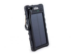 Weatherproof Solar Power Bank / Dual USB / 16 000 mAh - by Kanan Outdoors