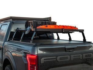 Ford F150 Raptor (2015-Current) Retrax XR Load Bed Rack Kit - by Front Runner