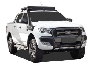 Ford Ranger T6 Wildtrak (2014-Current) Slimline II Roof Rail Rack Kit - by Front Runner