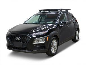 Hyundai Kona (2018-Current) Slimline II Roof Rail Rack Kit - by Front Runner