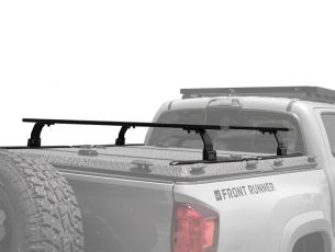 Diamond Back Cover Double Load Bar Kit - by Front Runner