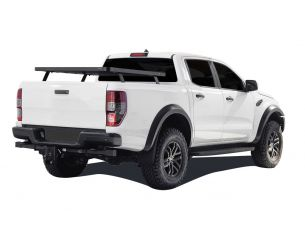 Pickup Roll Top with No OEM Track Slimline II Load Bed Rack Kit / 1425(W) x 1156(L) - by Front Runner