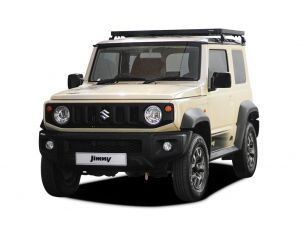 Suzuki Jimny (2018-Current) Slimline II 3/4 Roof Rack Kit - by Front Runner