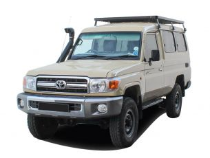 Toyota Land Cruiser 78 Slimline II 3/4 Roof Rack Kit / Tall - by Front Runner