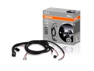 LED Light Bar Wire Harness AX 2LS - by Osram