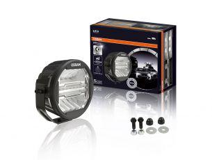Luz LED OSRAM 10'' Redonda MX260-CB / 12V/ 24V Rayo combinado y juego de montaje – de Front Runner