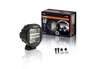 Luz LED OSRAM 7'' Redonda MX180-CB / 12V/ 24V Rayo combinado y juego de montaje – de Front Runner