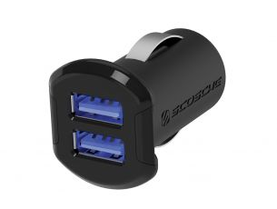 ReVolt Dual USB Car Charger - by Scosche