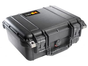 PELI 1400EU Protector Case / Black