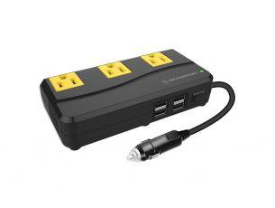 InVert 200 Portable 200W Power Inverter - by Scosche