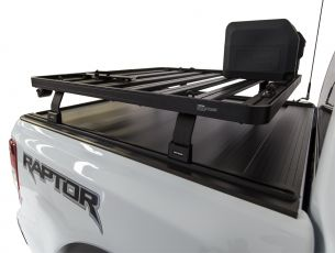 HSP Electric Roll R Cover Slimline II Load Bed Rack Kit / 1425(W) X 1358(L) - by Front Runner