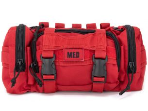 First Aid Rapid Response Kit / Red - by Swiss Link