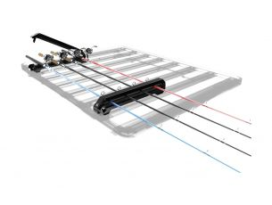 Pro Ski, Snowboard & Fishing Rod Carrier