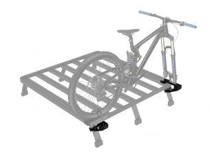 Seitliche Befestigung für Fahrrad-Halterung am Ladeflächenträger – von Front Runner