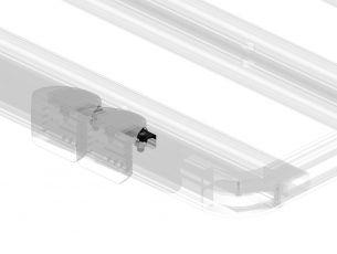 Vision X Unite Series LED Light Bar Mounting Bracket - by Front Runner