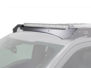 """Ford F150 Super Crew Slimsport Rack 40"""" Light Bar Wind Fairing - by Front Runner"""