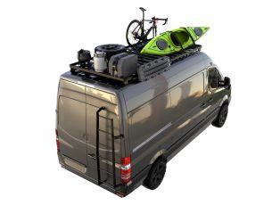 Slimline II bagagerekkit voor een Freightliner Sprinter Van (2007-heden) – Front Runner