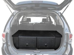 Toyota Fortuner (2005-2015) Drawer Kit