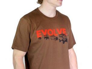 Evolve T-Shirt / Land Rover Defender