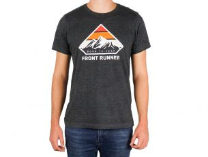 Born To Roam T-Shirt / Mountain Peaks - by Front Runner