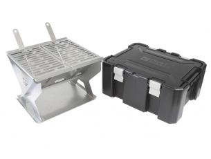 Box Braai/BBQ Grill & Wolf Pack Pro Kit - by Front Runner