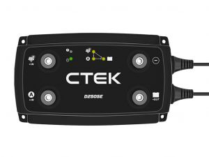 D250SE DC-DC Dual Battery Charger - by Ctek