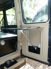 Front Runner Double Door Interior Table / Mercedes Benz Gelandewagen 5-Door