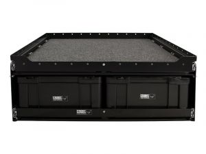 Front Runner Drawers With Sliding Top - Single Height / Double Width / 970mm Long