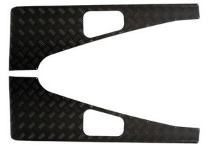 Front Runner Fender Protector - Black / Land Rover Defender 90 & 110