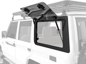 Front Runner Left Hand Side Gullwing Window - Glass / Toyota Land Cruiser 70