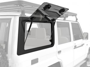 Front Runner Right Hand Side Gullwing Window - Glass / Toyota Land Cruiser 70