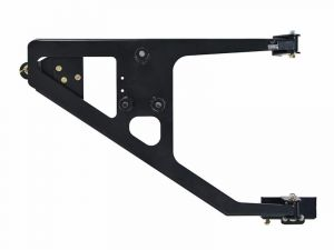 Front Runner Spare Wheel Carrier / Land Rover Defender 130