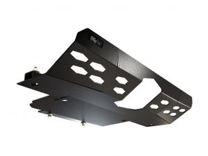 Land Rover Discovery 2014 - Present Sump Guard (4.5mm 3CR12 Stainless Steel) - Front Runner