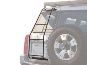 Nissan Patrol (Y61) Ladder - by Front Runner