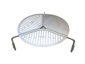 Front Runner Spare Tire Mount Braai/BBQ Grate