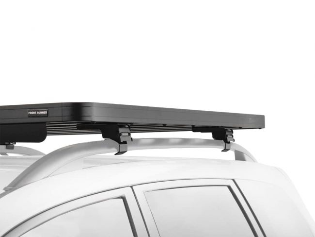 ROOF BARS LP58 PREALPINA FIAT PANDA CROSS FROM 2014 WITH RAILS