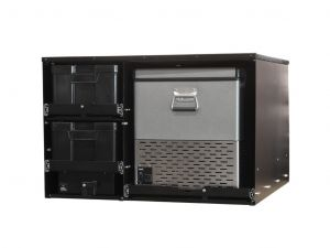 Combinatie ladesysteem voor 4 Cub Packdozen & koelkastslede – Front Runner