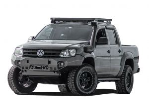 Volkswagen Amarok Slimline II Roof Rack Kit - by Front Runner