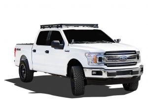 Ford F150 Crew Cab (2009-Current) Slimline II Roof Rack Kit / Low Profile - by Front Runner