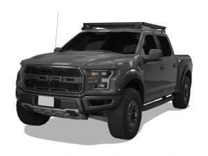 Ford F150 Crew Cab (2009-Current) Slimline II Roof Rack Kit - by Front Runner
